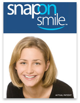 Snap on Smile, Affordable Way to Restore Your Smile