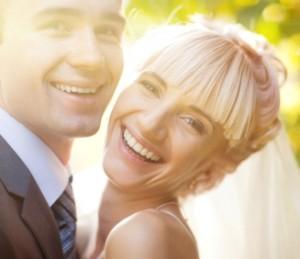 wedding smile makeover
